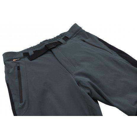 Pánské softshellové kalhoty HANNAH GARWYN DARK SLATE/ANTHRACITE