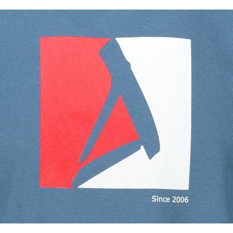 Pánské triko ALTISPORT ALM069129 DENIM