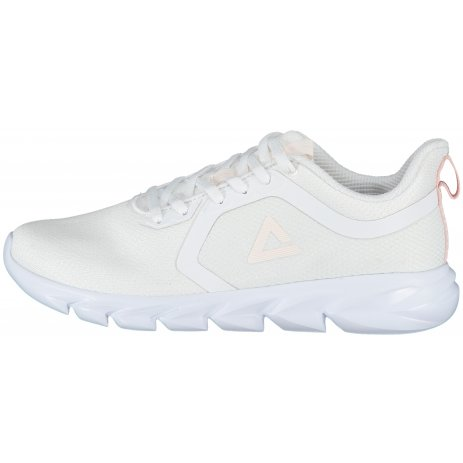 Dámské boty PEAK RUNNING SHOES E11408H WHITE