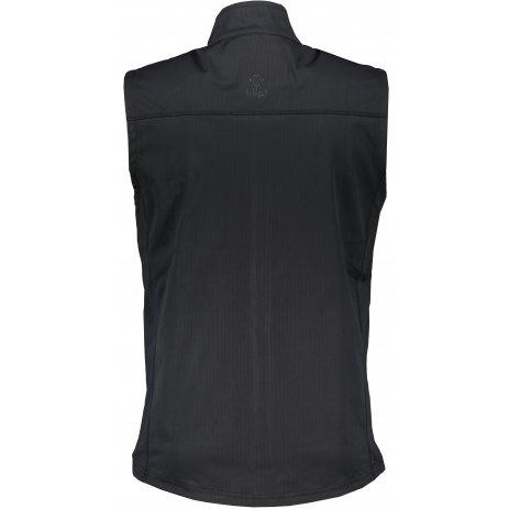 Pánská softshellová vesta KILPI TOFANO-M PM0017KI ČERNÁ