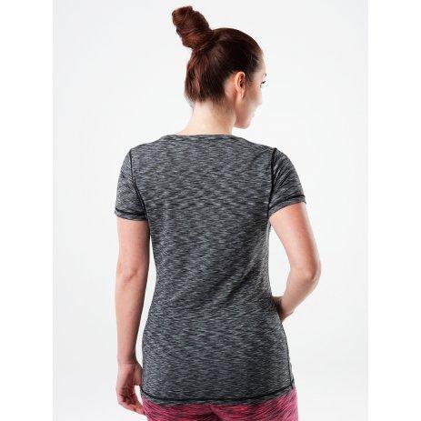Dámské funkční triko LOAP MARLIE ČERNÁ