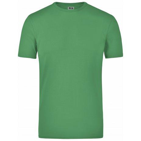 Pánské triko JAMES NICHOLSON JN055 GREEN