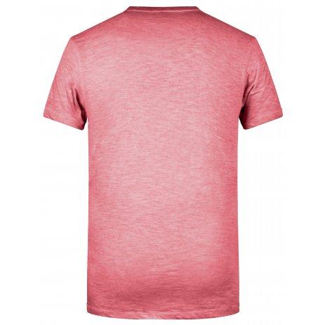 Pánské triko JAMES NICHOLSON 8016 CHILI