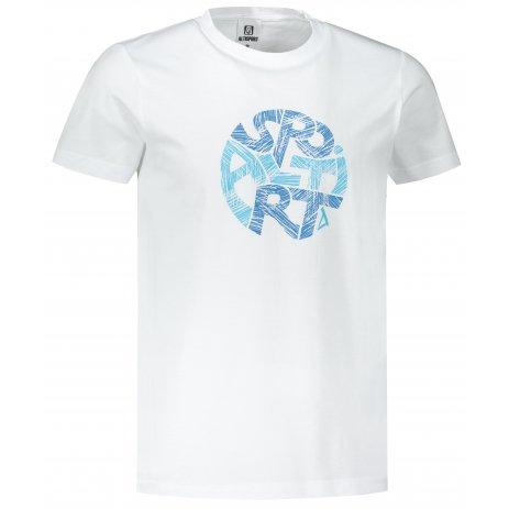 Pánské triko ALTISPORT ALM086129 BÍLÁ