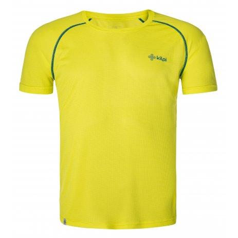 Pánské funkční triko KILPI DIMARO-M PM0063KI ŽLUTÁ