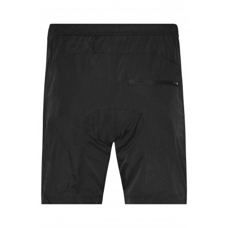 Pánské cyklo šortky JAMES NICHOLSON JN461 BLACK