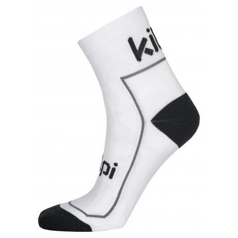 Ponožky KILPI REFTY-U PU0053KI BÍLÁ
