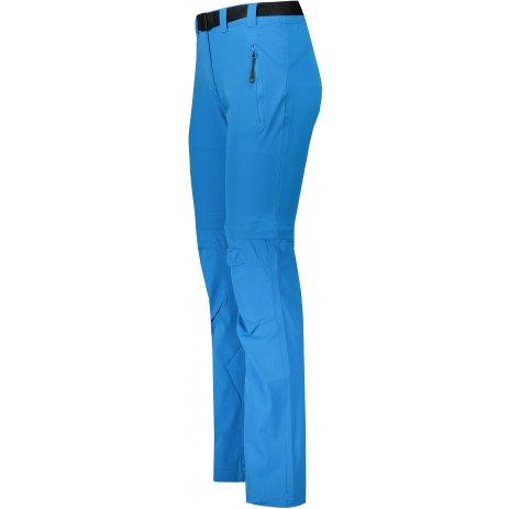 Dámské kalhoty/kraťasy JAMES NICHOLSON JN1201 BRIGHT BLUE