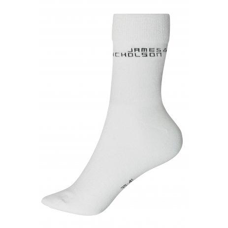 Ponožky JAMES NICHOLSON 8032 WHITE