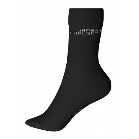 Ponožky JAMES NICHOLSON 8032 BLACK