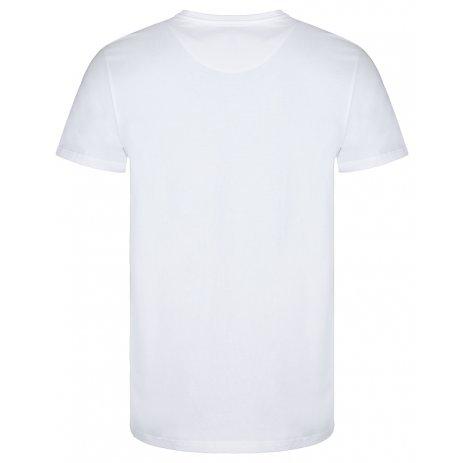 Pánské triko LOAP ALDER BÍLÁ
