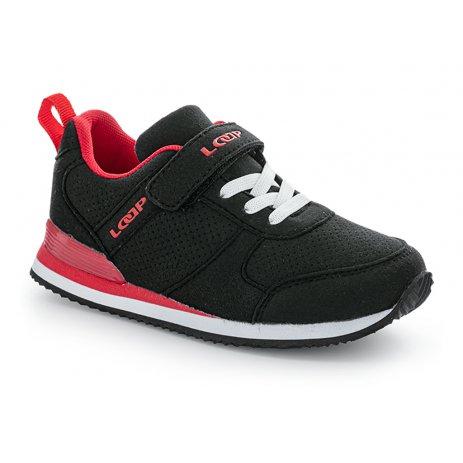 Dětské boty LOAP ACTEON ČERNÁ