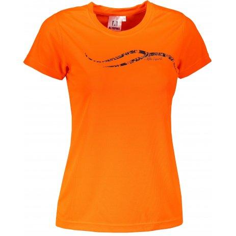 Dámské funkční triko ALTISPORT ALW001140 NEON ORANGE