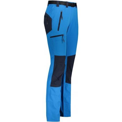 Dámské kalhoty JAMES NICHOLSON JN1205 BRIGHT BLUE/NAVY
