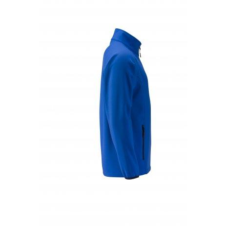 Pánská softshellová bunda JAMES NICHOLSON JN1130 NAUTIC BLUE/NAVY