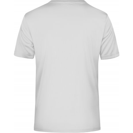 Pánské funkční triko JAMES NICHOLSON JN358 WHITE