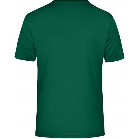 Pánské funkční triko JAMES NICHOLSON JN358 GREEN