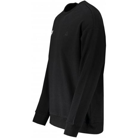 Pánská mikina PEAK ROUND NECK SWEATER FW611151 BLACK