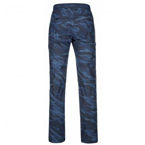 Pánské kalhoty KILPI MIMICRI-M PM0026KI TMAVĚ MODRÁ