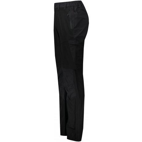 Pánské kalhoty KILPI HOSIO-M PM0025KI ČERNÁ