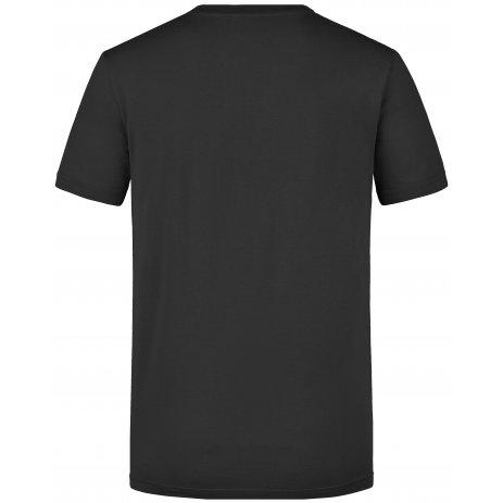Pánské triko JAMES NICHOLSON JN911 BLACK