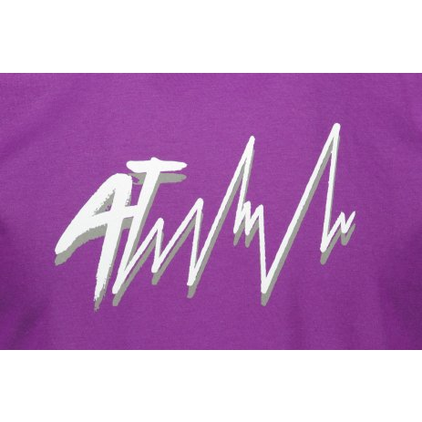Pánské triko ALTISPORT ALM109129 FIALOVÁ