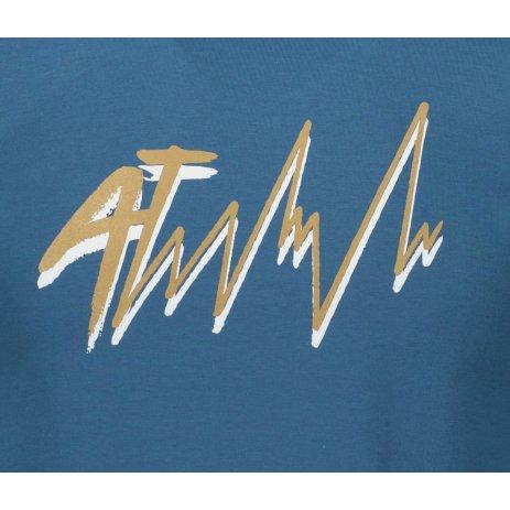 Pánské triko ALTISPORT ALM109129 DENIM