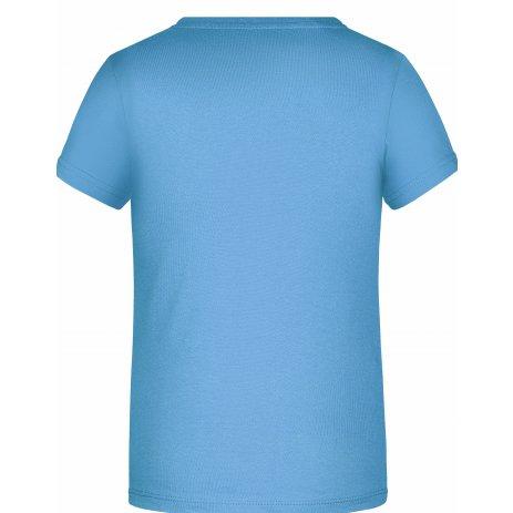 Chlapecké triko JAMES NICHOLSON JN745 SKY BLUE