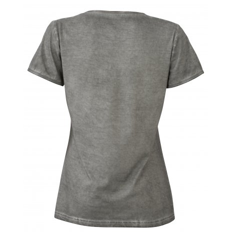 Dámské triko JAMES NICHOLSON JN975 GREY