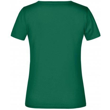 Dámské triko JAMES NICHOLSON JN789 IRISH GREEN