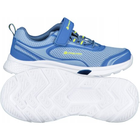 Dětské boty ALPINE PRO LENIE KBTT284 MODRÁ