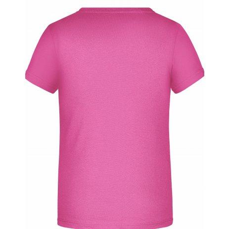 Dívčí triko JAMES NICHOLSON JN744 PINK