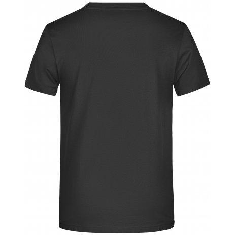 Pánské triko JAMES NICHOLSON JN790 BLACK