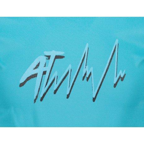 Pánské funkční triko ALTISPORT ALM109124 TYRKYSOVÁ