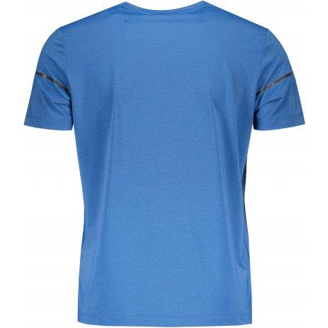 Pánské triko PEAK ROUND NECK T SHIRT FW612043 DENIM
