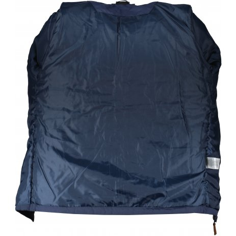 Pánská zimní bunda ALTISPORT DREG MJCU525 TMAVĚ MODRÁ