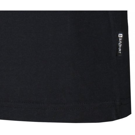 Pánské triko ALTISPORT MARAQ MTSU708 ČERNÁ