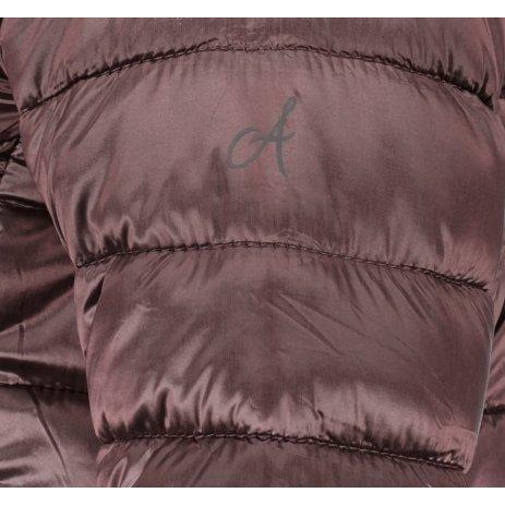 Dámský zimní kabát ALTISPORT MIGGA LJCU493 RŮŽOVÁ