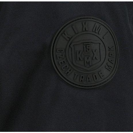 Pánská softshellová bunda KIXMI MAREL TMAVĚ ŠEDÁ