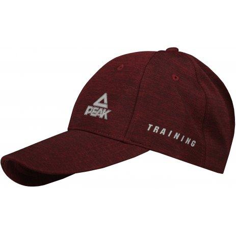 Dámská kšiltovka PEAK SPORTS CAP M111360 BURGUNDY