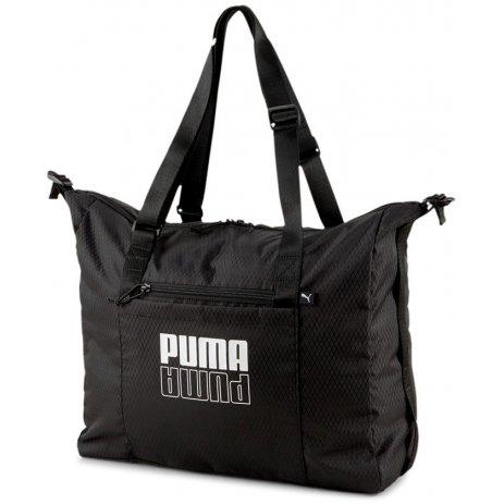 Dámská taška PUMA CORE BASE DUFFLE BAG 078322-01 ČERNÁ