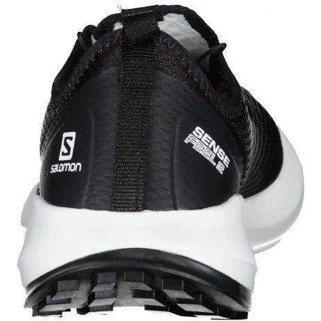 Dámské boty SALOMON SENSE FEEL 2 W L41276000 ČERNÁ/BÍLÁ/ČERNÁ