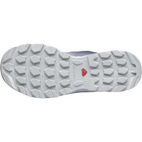 Dámské boty SALOMON VAYA L41301700 ŠEDÁ/MODRÁ/ŠEDÁ