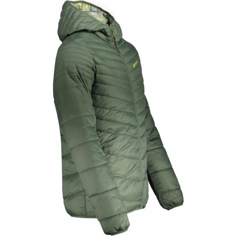 Pánská oboustranná bunda ALPINE PRO IDIK MJCU429 KHAKI