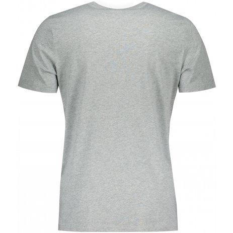 Pánské triko PUMA GRAPHIC TEE 589267-03 ŠEDÁ