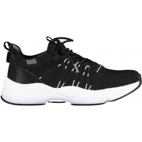Pánské boty PEAK HEALTH SHOES E12907E BLACK/WHITE