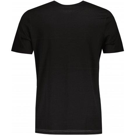 Pánské triko PUMA ESS COLORBLOCK TEE 586908-56 ČERNÁ