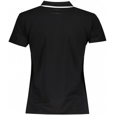 Dámské triko s límečkem PEAK POLO T SHIRT FW612158 BLACK
