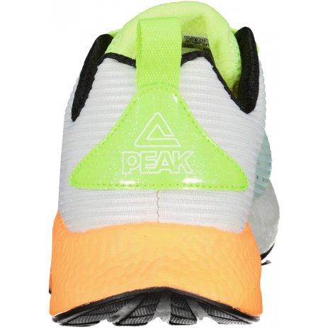 Dámské boty PEAK CUSHION RUNNING SHOES EW12248H WHITE/FLUORESCENT GREEN