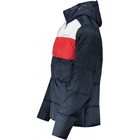 Pánská zimní bunda ALPINE PRO GAREN MJCU522 TMAVĚ MODRÁ